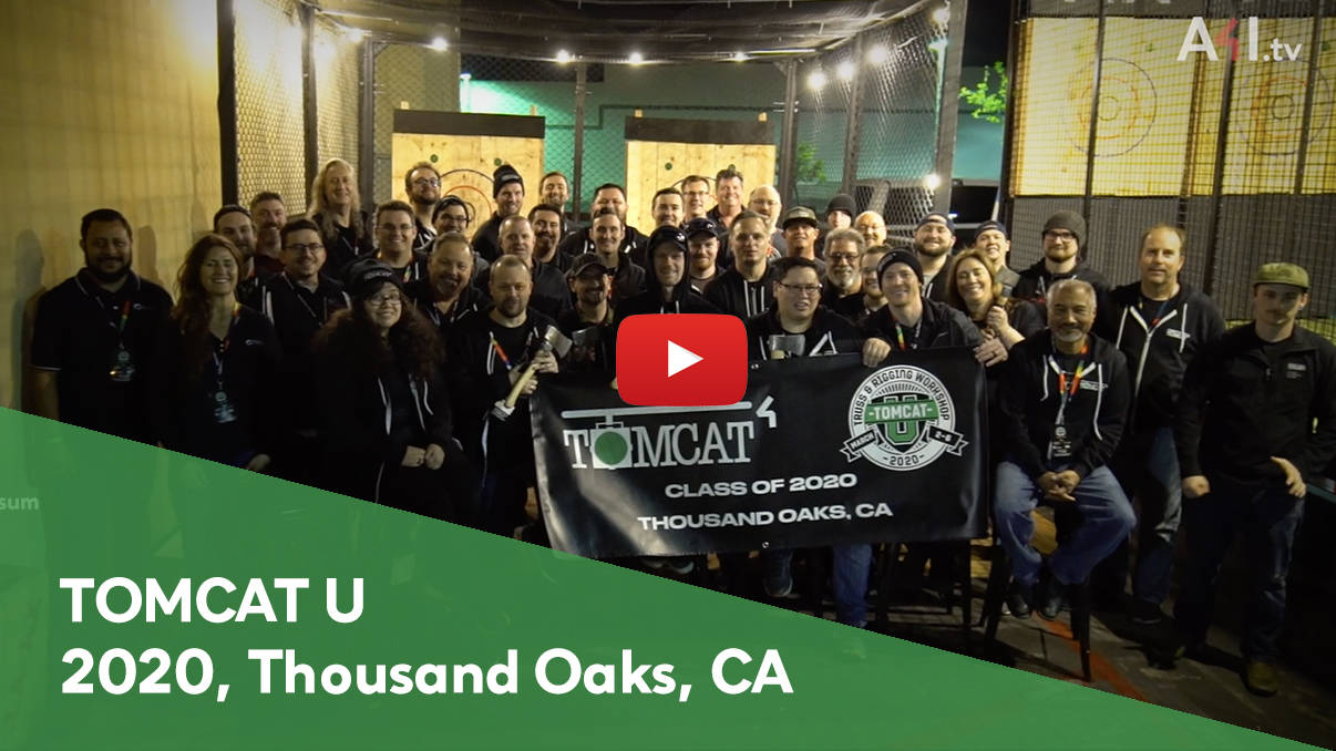 A4I.tv new video release – Video from the TOMCAT U 2020 Conference, Thousand Oaks, California.
