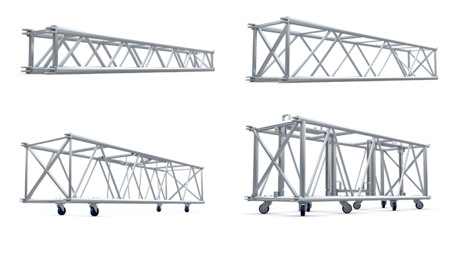 JTE SuperTruss leads the way for today's demanding events